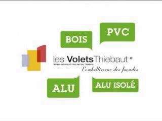 Les Volets Thiebaut - Embelisseur de façades -  version cour