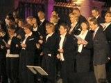 Concert de chorales au Cateau
