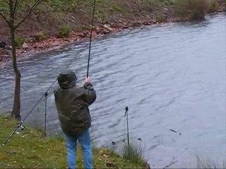 Pêche cassant 1ere partie
