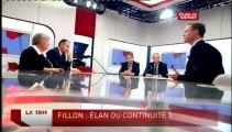 LE 19H,Jean-René Lecerf, Didier Guillaume, Jacqueline Gourault et Philippe Goujon,