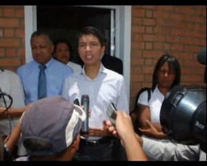 Andry Rajoelina, SADC, UE, ONU, Communauté internationale