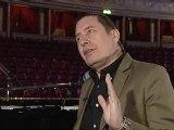 Jools Holland on the Albert Hall