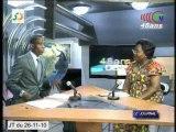 Nouveau générique du journal de Télé-Congo