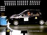 Nissan Micra Crash Tests 2010