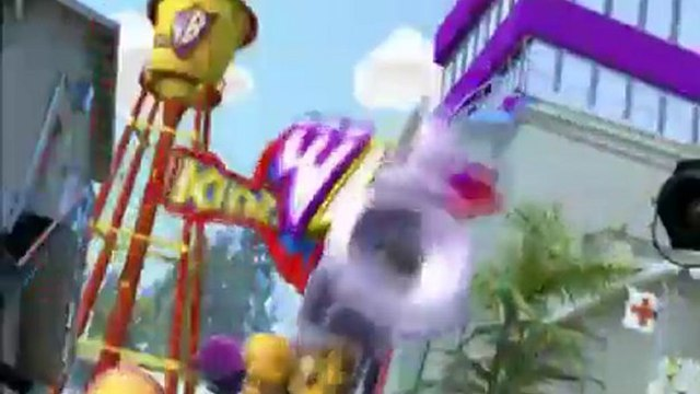 Kids WB bumpers 2003
