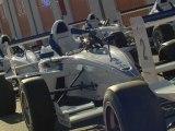 Sebastian Vettel attends the Formula BMW