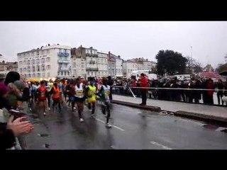 Départ 20e marathon de La Rochelle