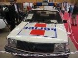 Paris Mondial de l'Automobile 2010 : rétro Police