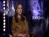 Natalie Portman - Black Swan Interview Part 1