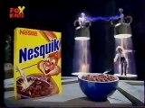 Publicité Nesquik Néstlé 2000