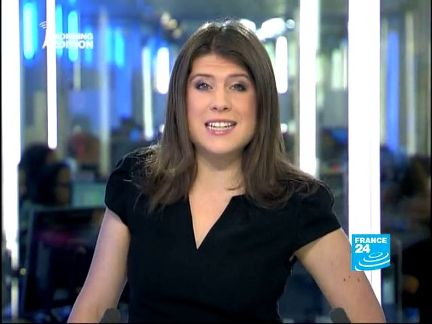06:17AM FRANCE 24's international news flash