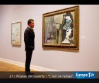 "271 Picasso offerts, ""un roman"""