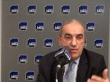 Jean Gachassin dans Stade Bleu avec Jacques Vendroux