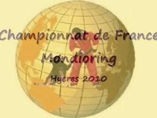 Championnat de France de Mondioring 2010 à Hyeres 3/3
