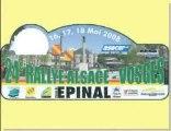 Rallye Alsace Vosges 2008 (1ère partie)