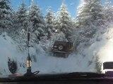 Rando 4x4 forêt neige et soleil MVI_0090