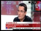 Olivier Dartigolles / ça dérange sur LCI