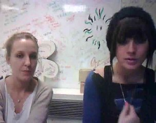 Chat avec Coralie du 1 décembre 2010