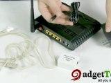 C01133-BCM6338 + BCM431 ADSL 802.11G Wireless Broadband Rout