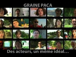 Film GRAINE PACA
