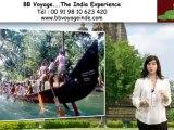 Voyage en Inde, the India experience