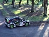 Ken Block - Ultimate Playground; l'Autodrome, France