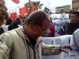 LA MARCHE DE CASABLANCA مسيرة الدار البيضاء
