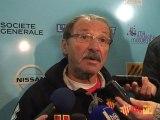 Itv d'avant match Castres USAP Déc 2010