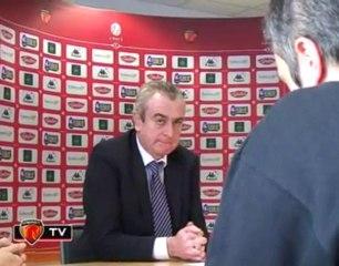 LEMANS FC Direct du 03/12/2010
