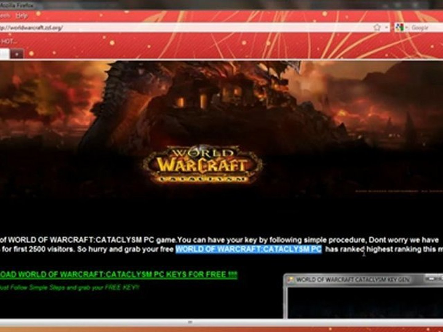 World Of Warcraft Wow Serial Key Download Upgrade Matrix
