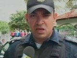 Brazil bank robbers use hostages as human shield