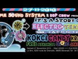 """It's A story of Electro teknO"" by Sisme Sound system"