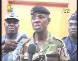 Les Forces de Défense Ivoiriennes avec Gbagbo