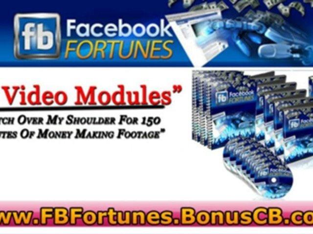 Facebook Fortunes System REVIEW Social Media Marketing Jobs