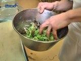 Recette : Salade de crevettes aux agrumes