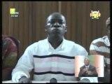 Blé Goudé lance un appel au peuple ivoirien
