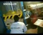 SINOBALER - Single Ram Baler (Cardboard Baler)