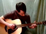 Andy Mckee All Laid Back and Stuff Cover