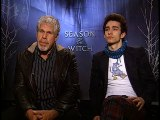 Ron Perlman and Robbie Sheehan - Season of the Witch Part 3