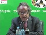 Medio Tiempo - FMF no buscará organizar dos mundiales, 28 de septiembre