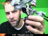 LEGO Hero Factory Thunder Review : LEGO 7157