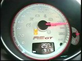 Audi R8 GT 0-290 km/h (Motorsport)