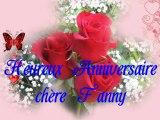 Heureux Anniversaire Fanny (Loup-Fanny)
