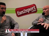 "Coach Bernard: Analyse Top14-J13 ""La surprise Agen"""