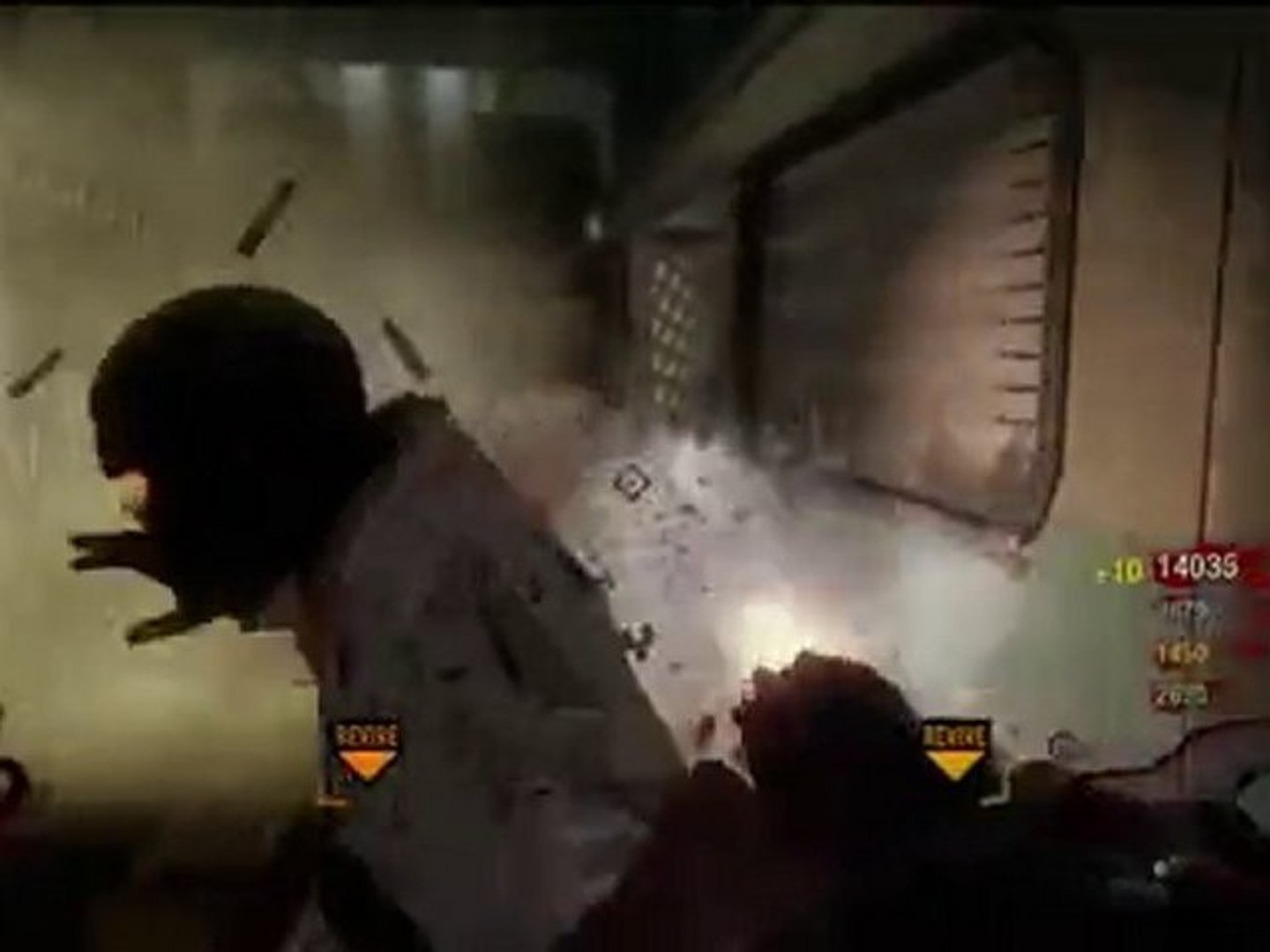 Call Of Duty Black Ops Zombies Five Death Machine Video