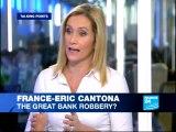 Eric Cantona: The great bank robbery?