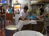 Making Tofu in Hong Kong