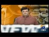 Aaj Kamran Khan Ke Sath 7th December 2010 part 2
