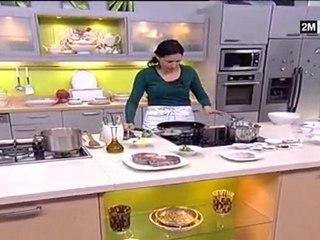 Recette tajine figues seches et soupe de legumes