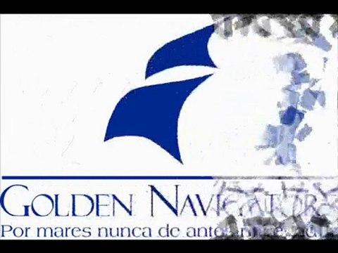 Golden Navigators - Identité marque